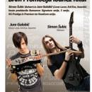 Predstavitev Ibanez kitara Jure Golobič in Simon Šubic